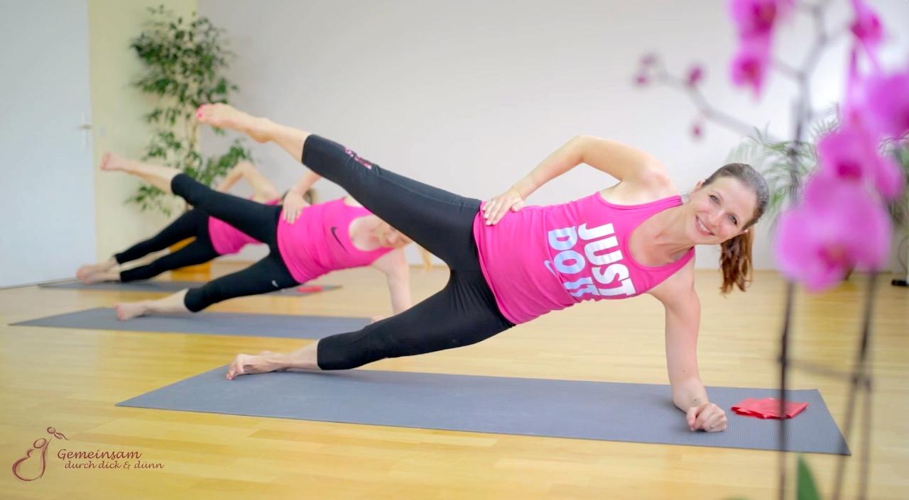 Trainingsplan für Mütter, Training for Moms, Mum Fit